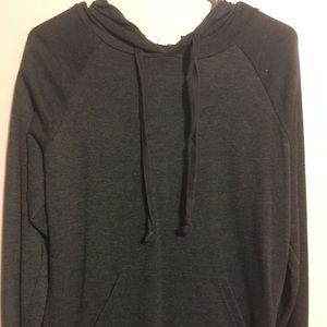 Forever 21 grey sweatshirt